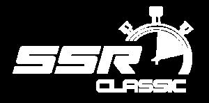 SSR Classic – Logo Classic Cars Oldtimer Restauration Weiß