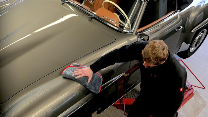 SSR Classic – Kfz-Werkstatt Autopflege