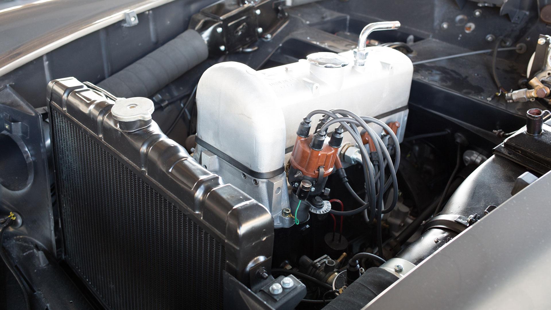 SSR Classic – Motorraum