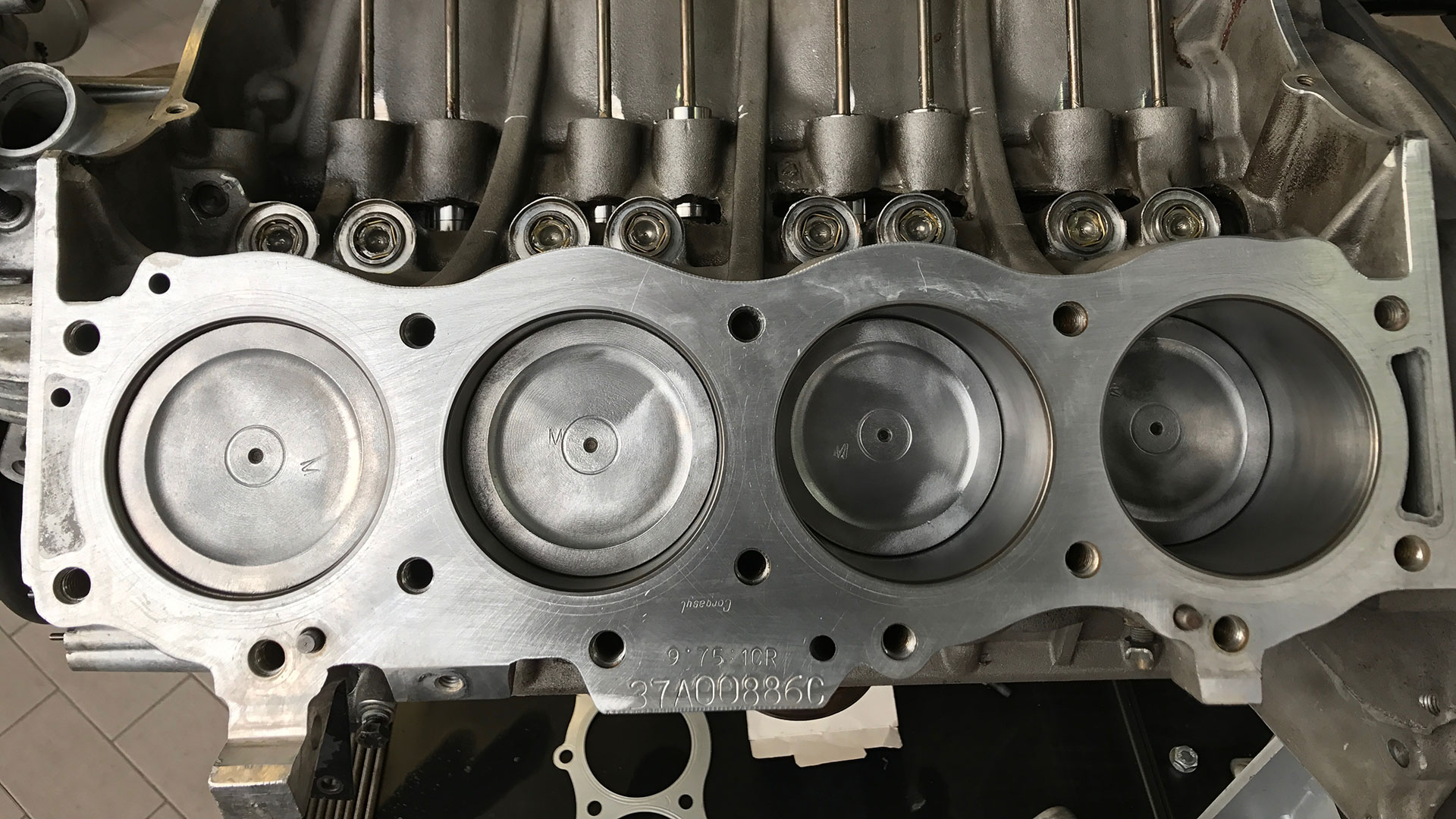 SSR Classic – Morgan Service Motorinstandsetzung