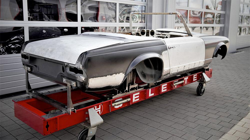 SSR Classic – Oldtimer Karosserie Instandsetzung