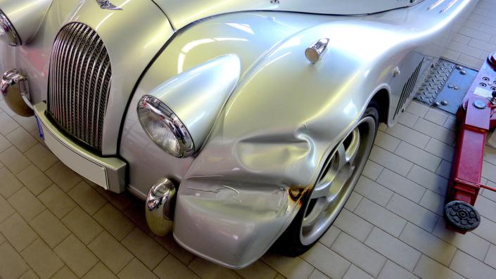 SSR Classic – Oldtimer Unfallinstandsetzung Karosseriebau