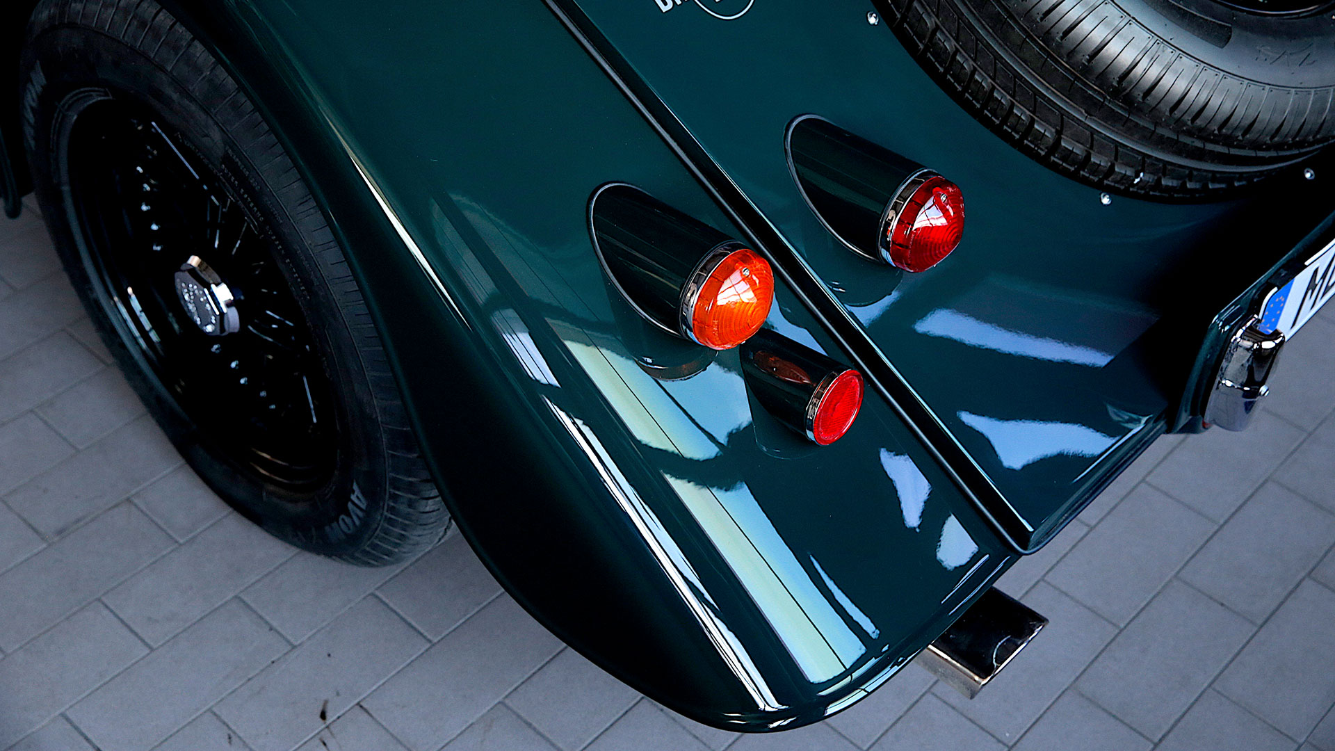 SSR Classic – Oldtimer Karosseriebau Ergebnis