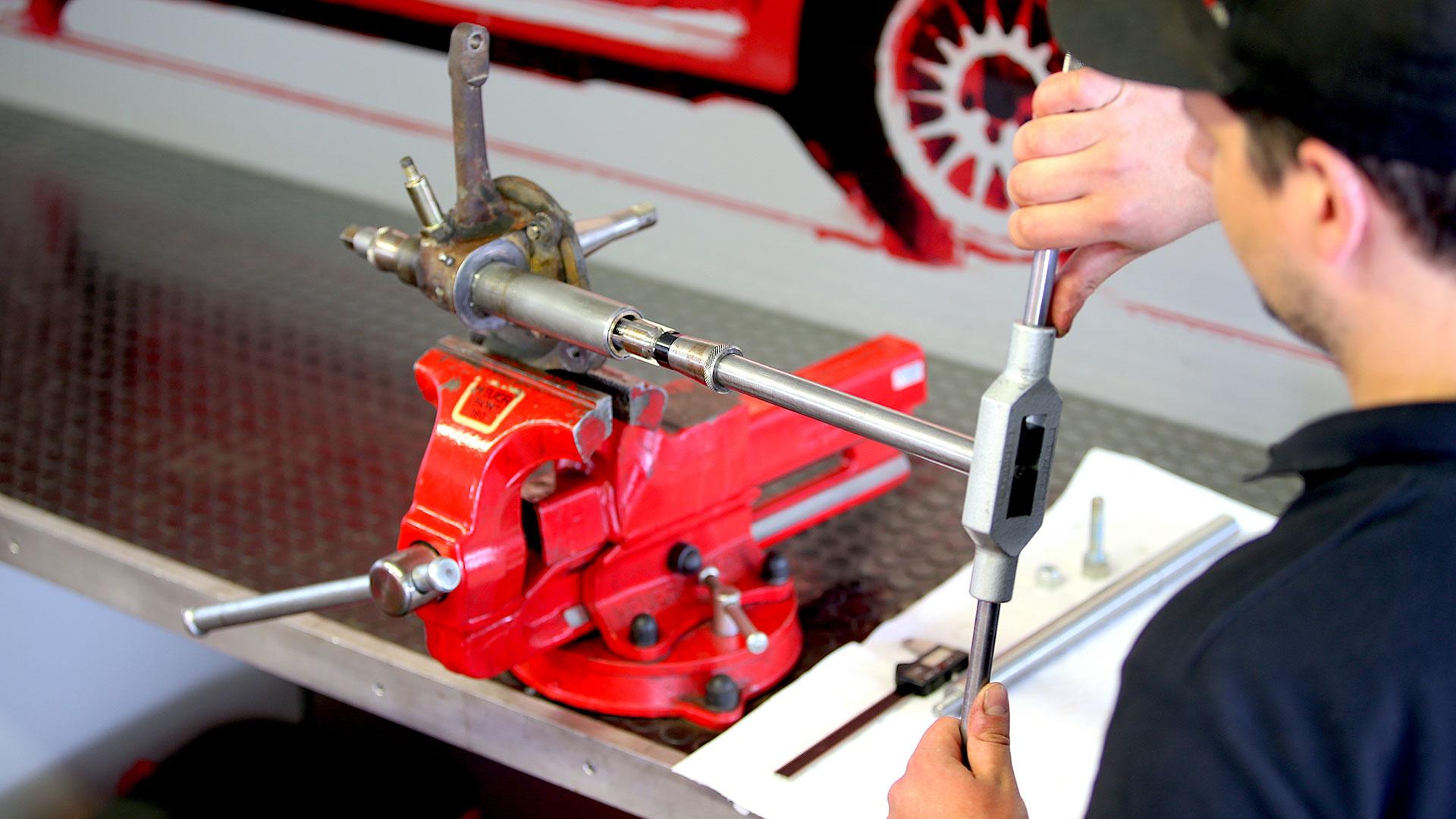 SSR Classic – Morgan Mechaniker